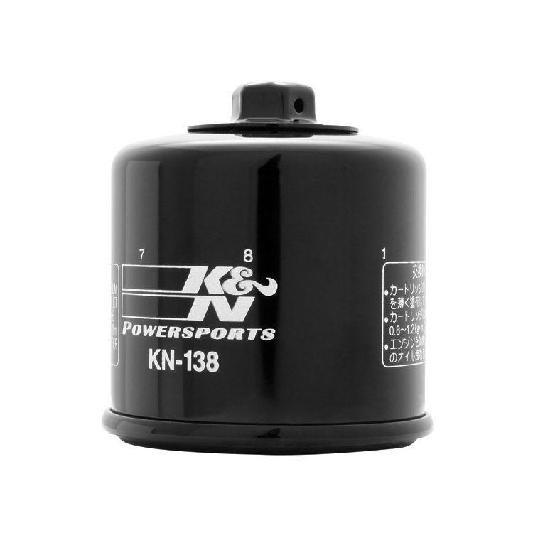 Filtro Oleo K&n Suzuki Srad KN-138
