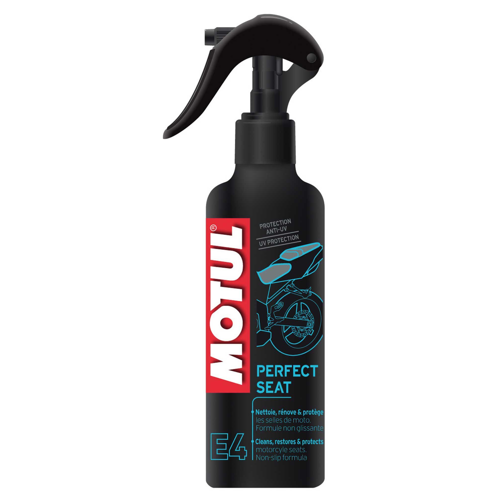 Motul E4 Perfect Seat Limpeza de Banco 250ml
