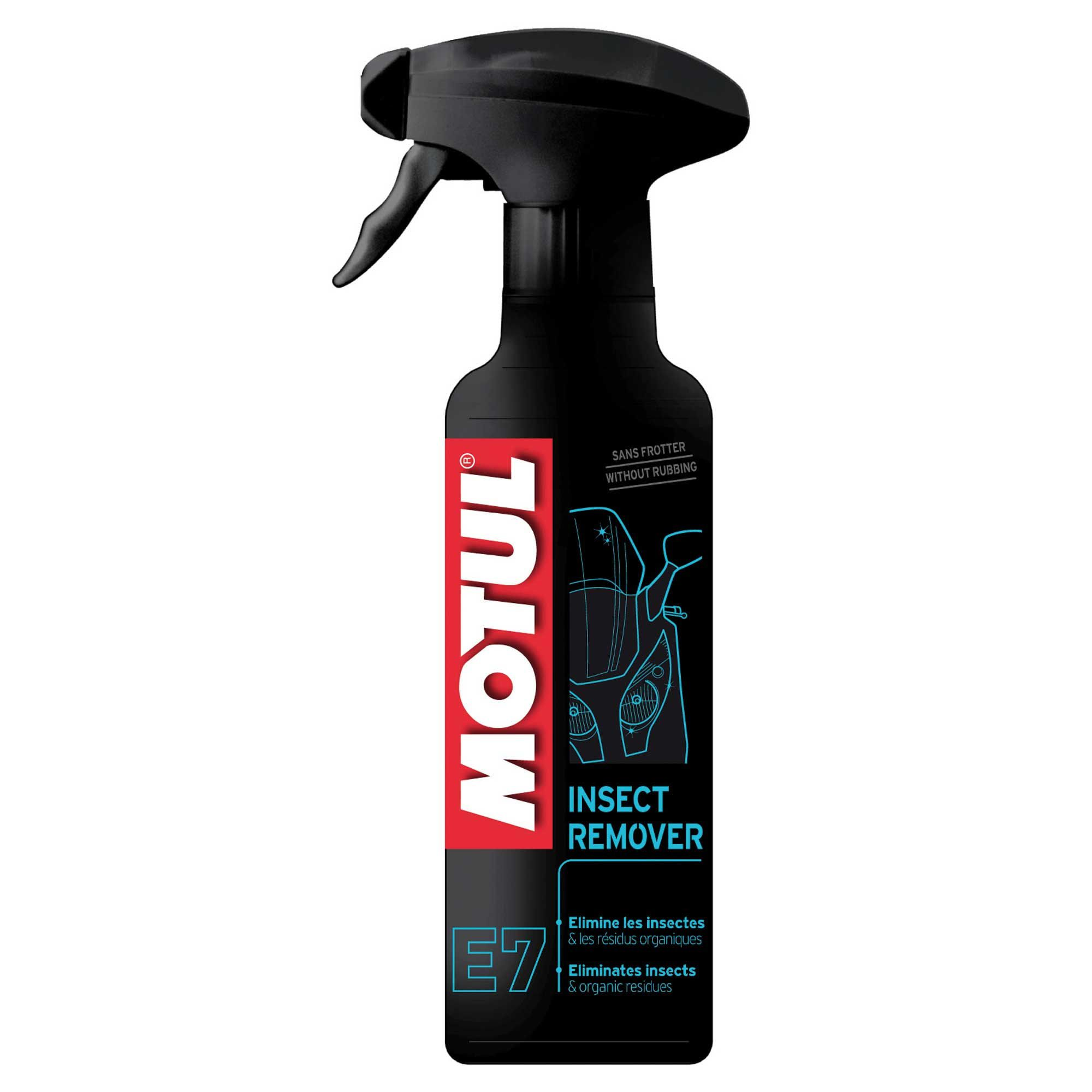 Motul E7 Insect Remover MC CARE Removedor de Insetos 400ml