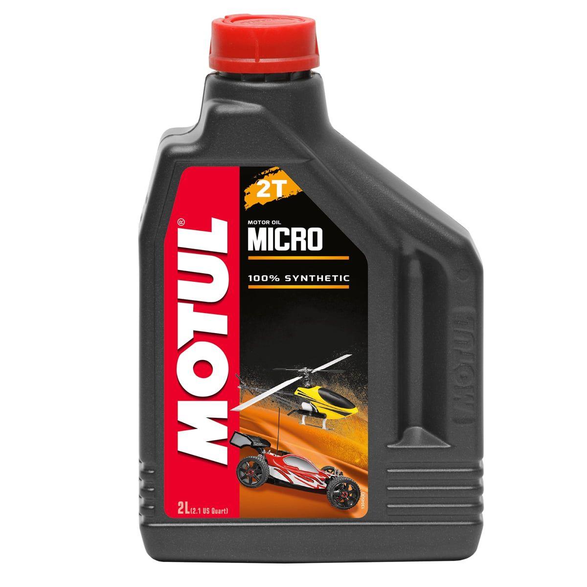 Motul Modelismo Micro 2T 2L