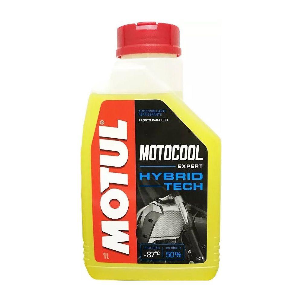 Motul Motocool Expert Aditivo Radiador para Motos 3 Litros