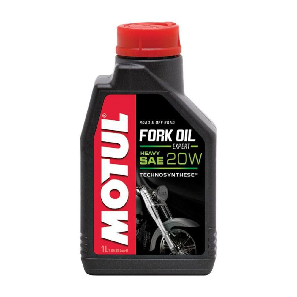 Óleo de Suspensão Motul Fork Oil Expert Heavy 20w 1Lt