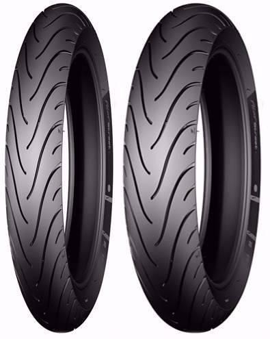 Par Pneu Michelin 2.75-18 + 110/70-17 Pilot Street
