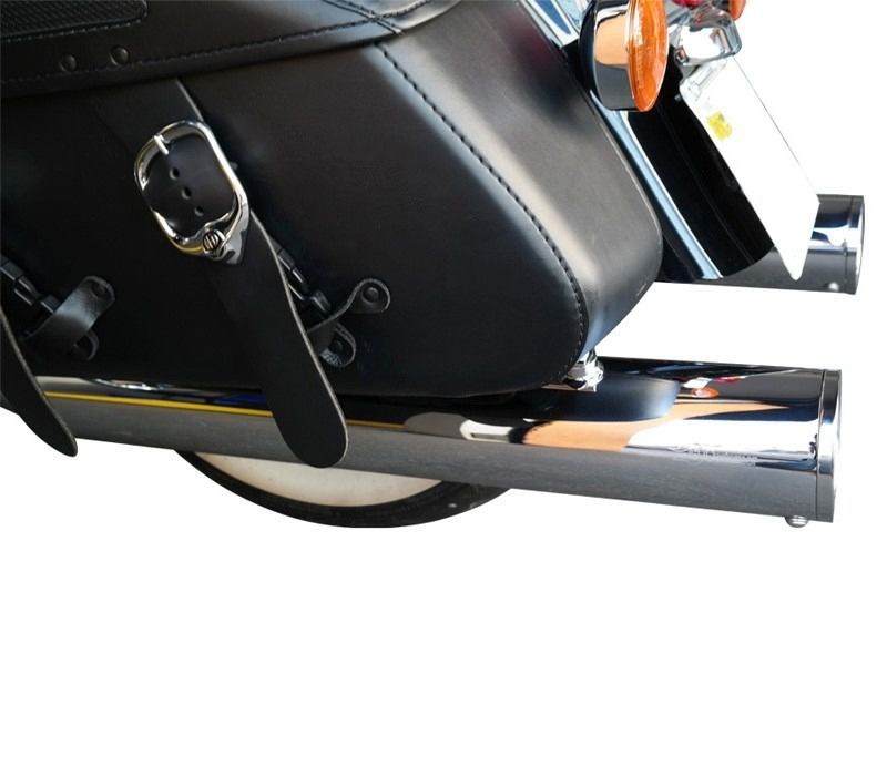 Ponteira Harley Davidson Touring 4 Pol corte Reto até 2016 - Customer