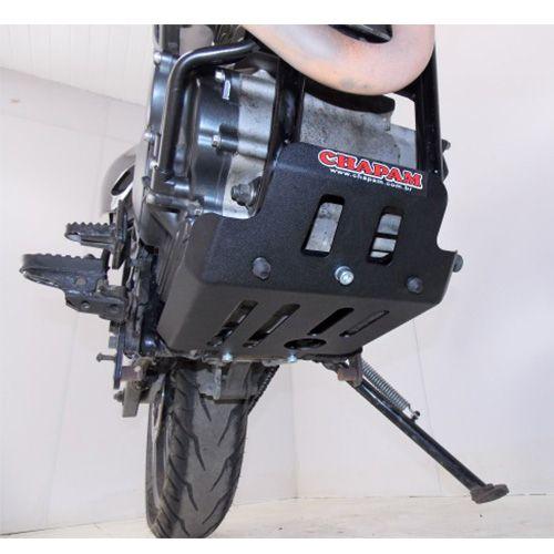 Protetor de Carter em Aço para Yamaha Tenere 250 e Lander 250 - Chapam