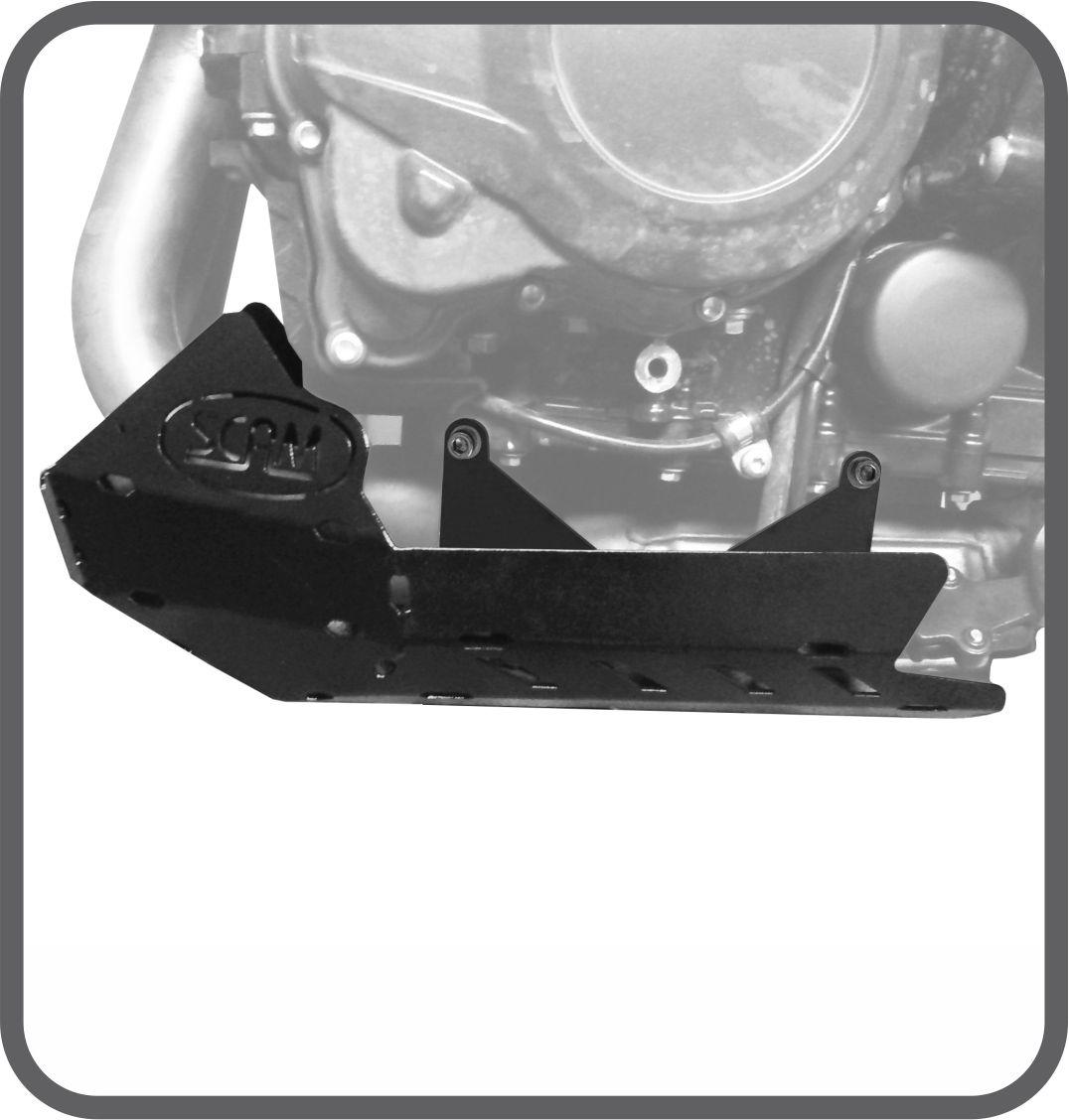 Protetor de Carter para Triumph Tiger Explorer 1200 - Scam