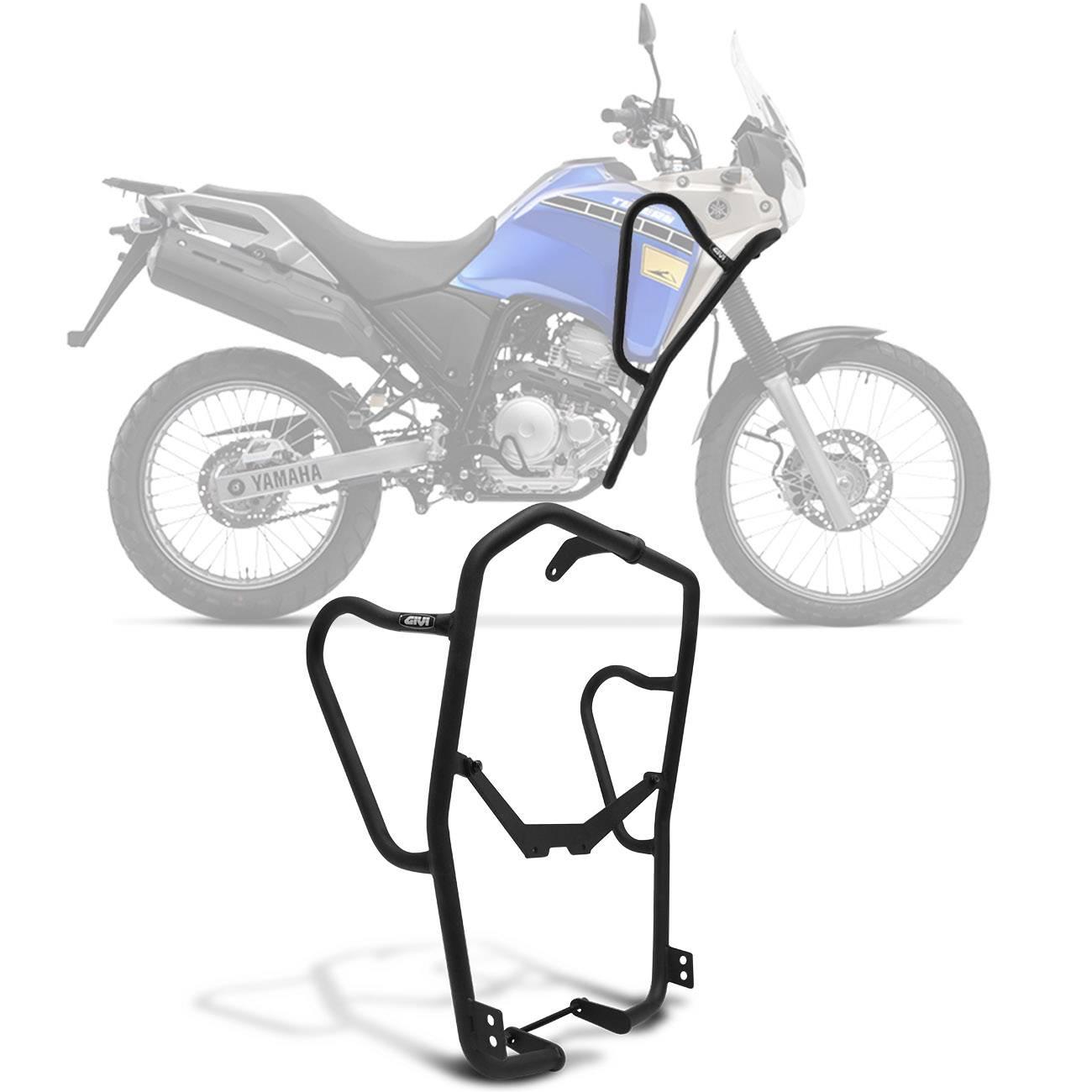 Protetor de Motor e Carenagem TN2125 para Yamaha Tenere 250 2015 em diante - Givi