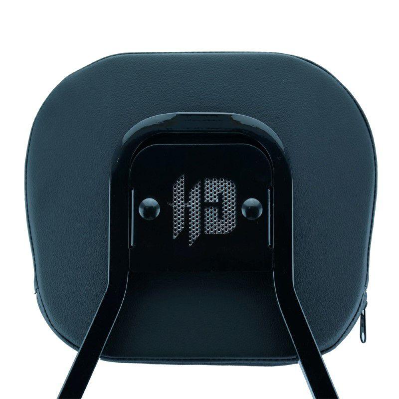 Sissy Bar Tubular Destacável Harley Davidson Fat Boy 1600 08 até 17 - JJ Custom