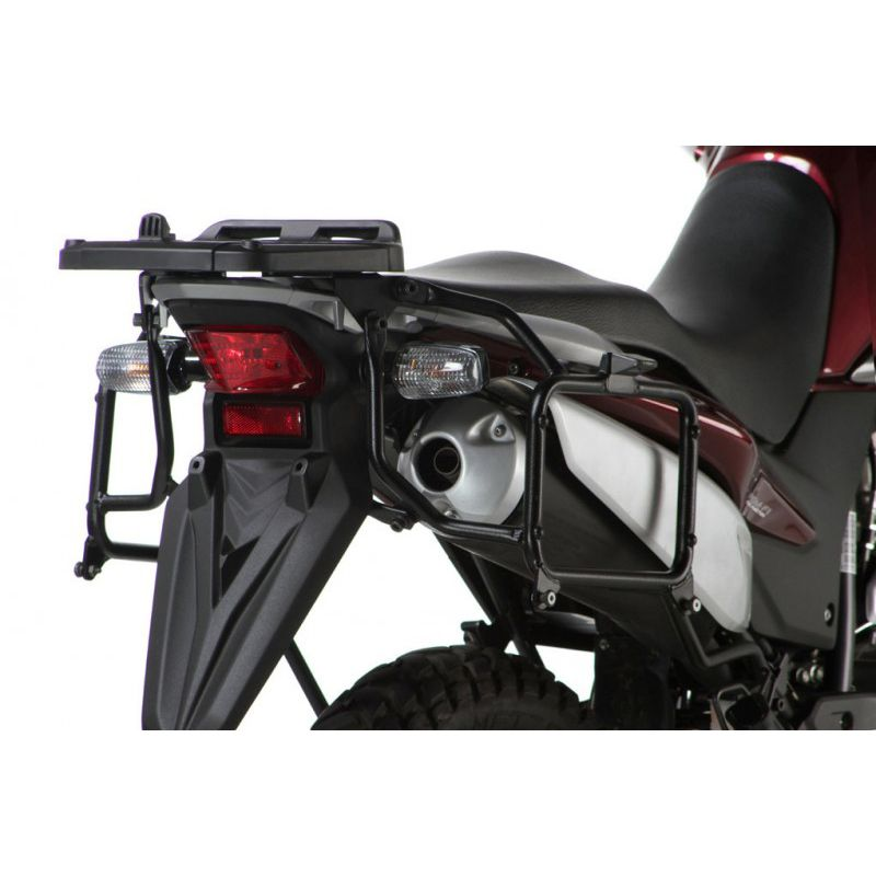 Suporte Lateral Monokey PL1115 Honda XRE 300 - Givi