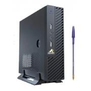 100 Unidades - COMPUTADOR MICRO CPU ACCEPT NUC 2KV2 DUAL CORE 2.41GHZ 8GB SSD-32GB (Serial DB9)