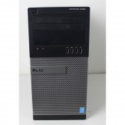 CPU Empresarial Dell Optiplex 9020 Intel Core i7 3.6GHz 8GB HD-1TB