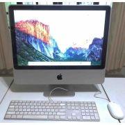 iMac MB324LL/A 20'' Core 2 duo 2.6GHz 4GB HD-500GB (NÃO ENVIAMOS)