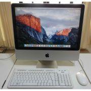 iMac MB324LL/A 20'' Intel Core 2 Duo 2.6GHz 4GB HD-320GB (NÃO ENVIAMOS)
