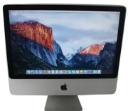 "iMac MB417LL/A 20"" Intel Core 2 Duo 2.66GHz 4GB HD-320GB - Não enviamos"