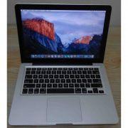 Macbook Pro 13.3'' MC374LL/A Core 2 Duo 2.4GHz 4GB HD-250GB (Não Enviamos)