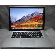"""MacBook Pro MD103LL/A 15.4"""" Intel Core i7 2.3GHz 8GB 256GB SSD (512MB DEDICADA) (Não Enviamos)"""