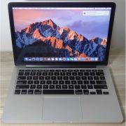 """MacBook Pro Retina ME864LL/A 13.3"""" Core i5 2.4GHz 4GB 128GB-SSD (Não Enviamos)"""