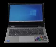 Notebook 2 em 1 Positivo Duo Q232A 11.6
