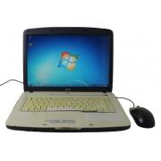 """NOTEBOOK ACER ASPIRE 5315 15.4"""" INTEL GENUINE 1.73GHZ 3GB HD-120GB (NÃO ENVIAMOS)"""