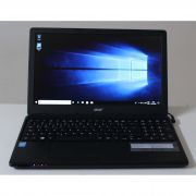 Notebook Acer Aspire E1-572-6 15.6'' Core i3 1.7GHz 4GB HD-500GB + Alphanumérico