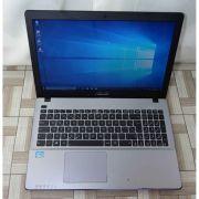 Notebook Asus X550CA 15.6'' Core i3 1.4GHz 4GB HD-500GB + Alphanumérico