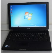 "Notebook CCE Info 671 14"" Intel Celeron 530 1.73GHz 2GB HD-160GB"
