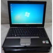 Notebook Dell D430 12.1'' Intel Core Duo 1.2GHz 2GB HD-80GB (Não Enviamos)