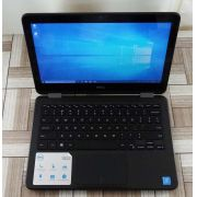 Notebook Dell Inspiron I11-3168 2 em 1 11,6'' Pentium 1.6GHz 4GB HD-500GB - TOUCH