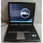 Notebook Dell Latitude D520 com SERIAL DB9 15'' Intel Celeron 1.60GHz 2GB HD 120GB