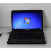 """Notebook Megaware H54 14"""" Intel Core i5 2.53GHz 4GB HD-500GB (Não enviamos)"""