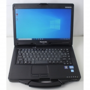 "Notebook Panasonic Toughbook CF-53 14"" Intel Core i5 2.6GHz 4GB HD-320GB"