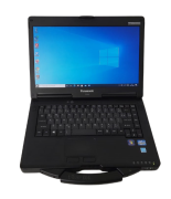 "Notebook Panasonic Toughbook CF-53 14"" Intel Core i5 2.6GHz 8GB HD-500GB"