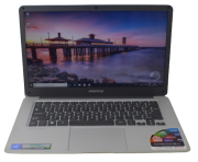 "Notebook Positivo Motion Q232A 14"" Intel Atom 1.44GHz 2GB SSD-32GB"
