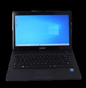 "Notebook Samsung NP270E4E-KD6BR 14"" Intel Celeron 1.5GHz 4GB HD-500GB"
