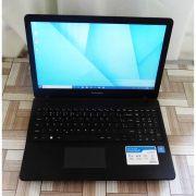 Notebook Samsung NP300E5M 15.6'' Intel Cel 1.8GHz 4GB HD-500GB + Alphanumérico