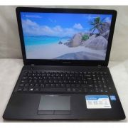 Notebook Samsung NP300E5M Intel Celeron 1.8GHz 4GB HD-500GB