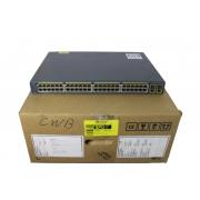 Switch Cisco Catalyst 2960S Plus 48 Portas - 10/100 Base