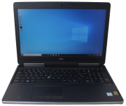 Work Note Dell Precision 7510 - Estação de Trabalho - 15,6