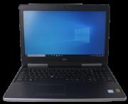 """Work Note Dell Precision 7510 - Estação de Trabalho - 15,6"""" Intel Core i7 2.7Ghz 16GB HD-500GB + 2GB Dedicada + Alphanumérico"""