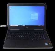 Work Note Dell Precision 7510 - Estação de Trabalho - 15.6