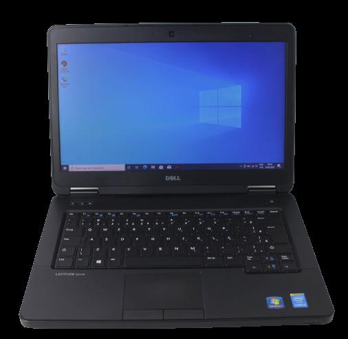 """20 UNIDADES - Notebook Dell Latitude E5440 14"""" Intel Core i5 1.7Ghz 4GB HD-500GB"""