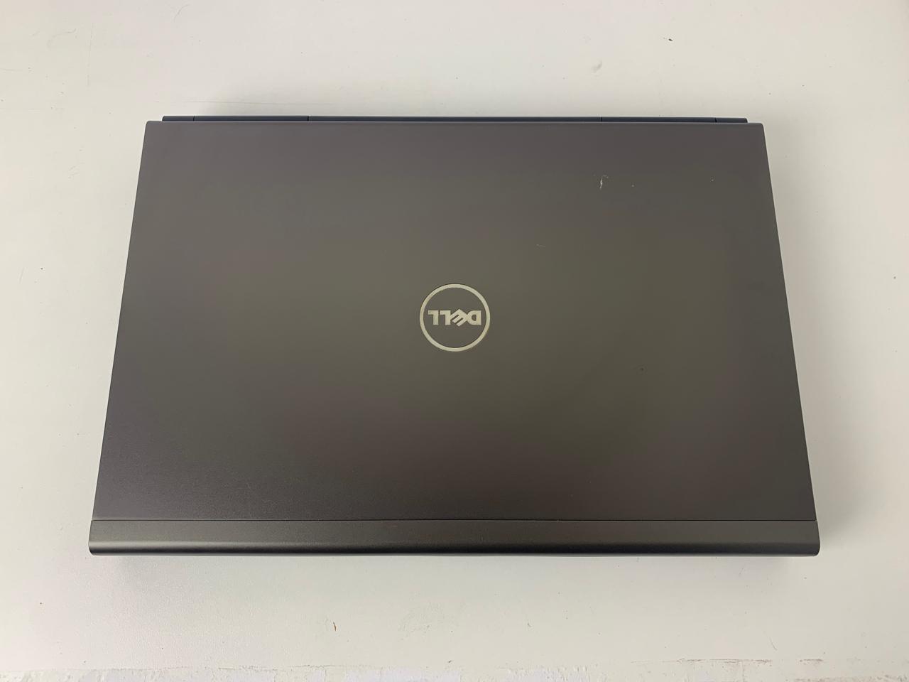 """25 UNIDADES - Work Note Dell Precision M4800 - Estação de Trabalho - 15,6"""" Intel Core i7 2.8Ghz 8GB HD-1TB + 2GB Dedicada + Alphanumérico"""