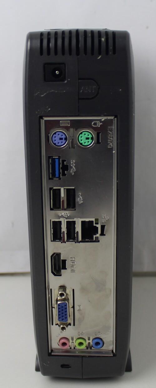 25 UNIDADES - MINI PC ACCEPT P/PDV DTJ1800E1 DUAL CORE 2.41GHZ 8GB SSD-32GB