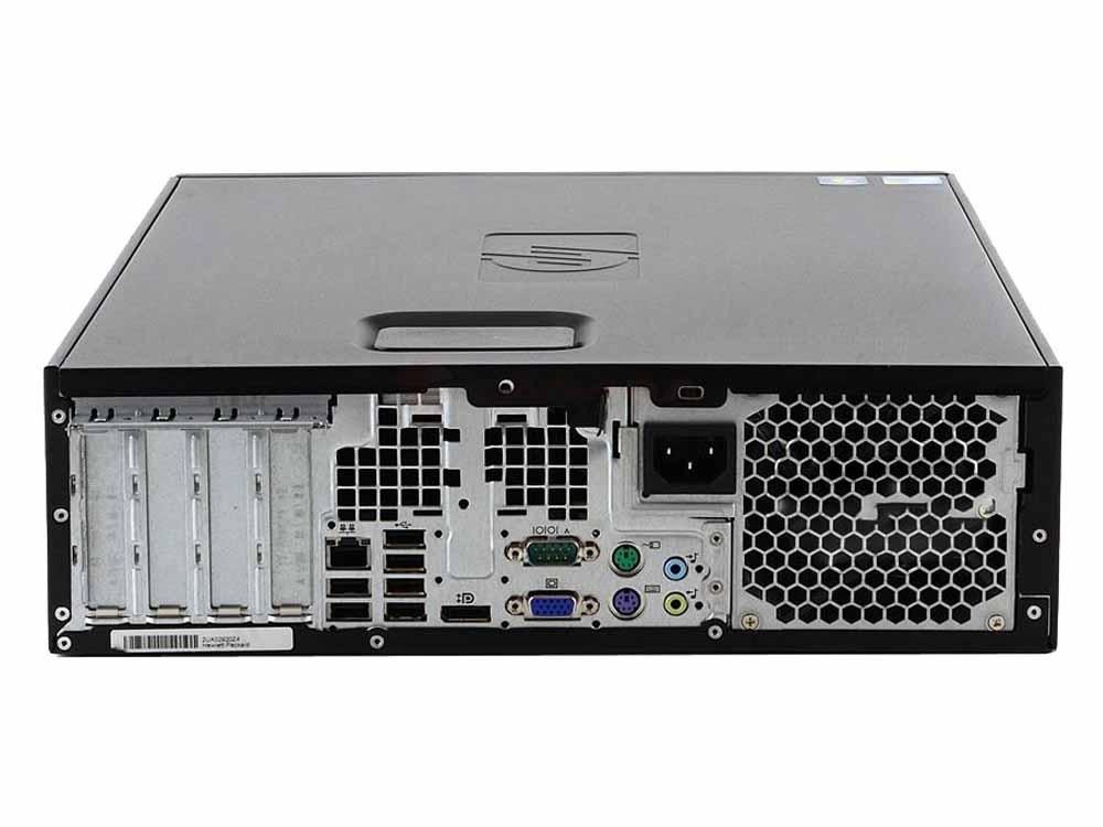 60 Unidades - CPU Empresarial HP Elite 8300 Intel Core i5 3.2GHz 4GB HD-500GB - Serial DB9