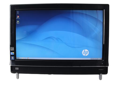 "ALL IN ONE/ TV HP TOUCHSMART 600 23"" INTEL CORE I5 2.27GHZ 4GB HD-1TB - TOUCH + 1GB DEDICADO"