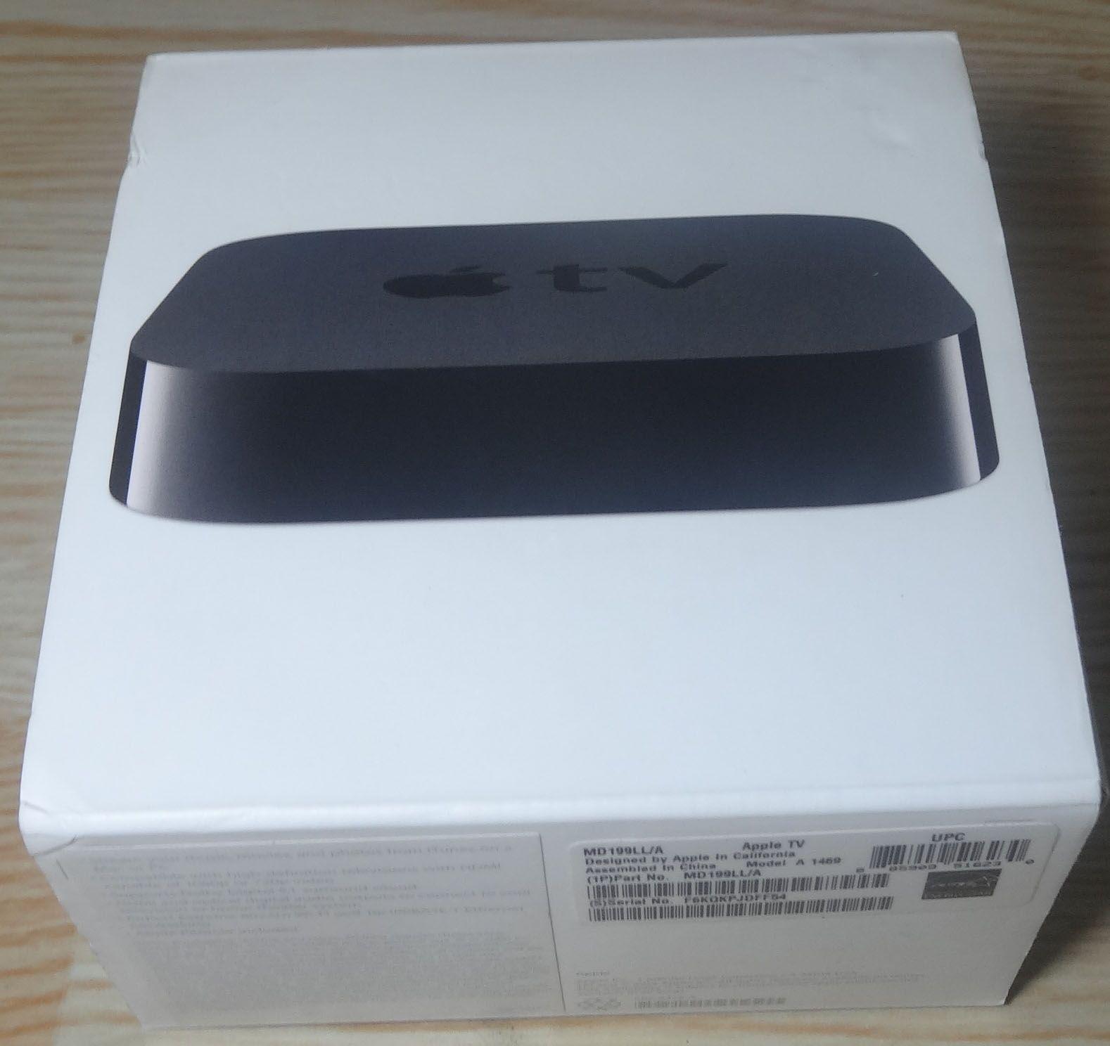 Apple Tv 3º Geração MD199LL/A (Não Enviamos)