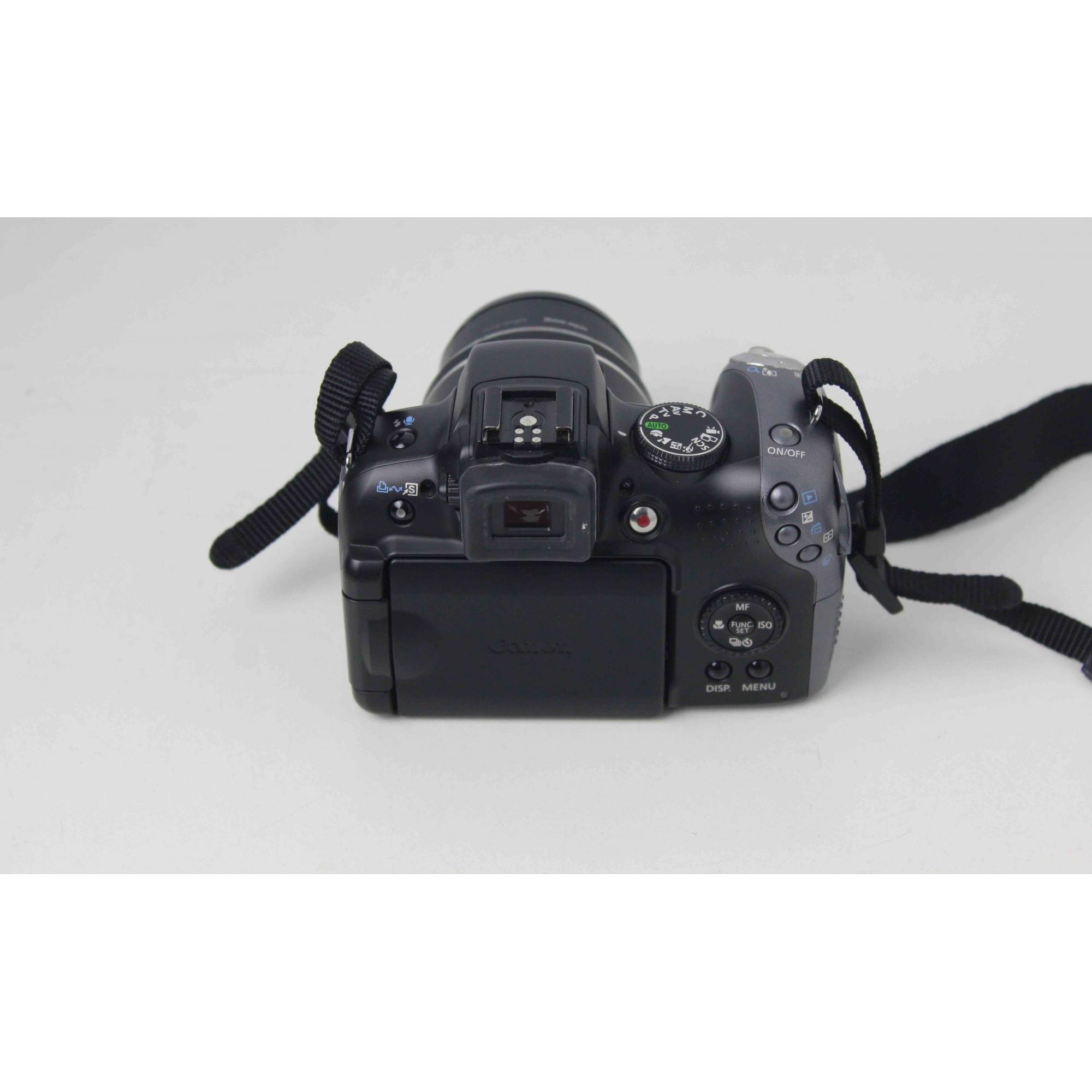 Câmera Canon PowerShot SX10 IS 10MP