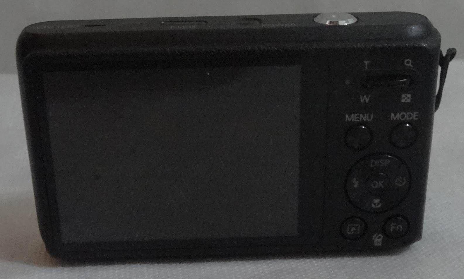 """Câmera Digital Samsung DV100 16.1MP Zoom 5x Tela LCD 2.7"""" + Micro SD 8GB (Não Enviamos)"""