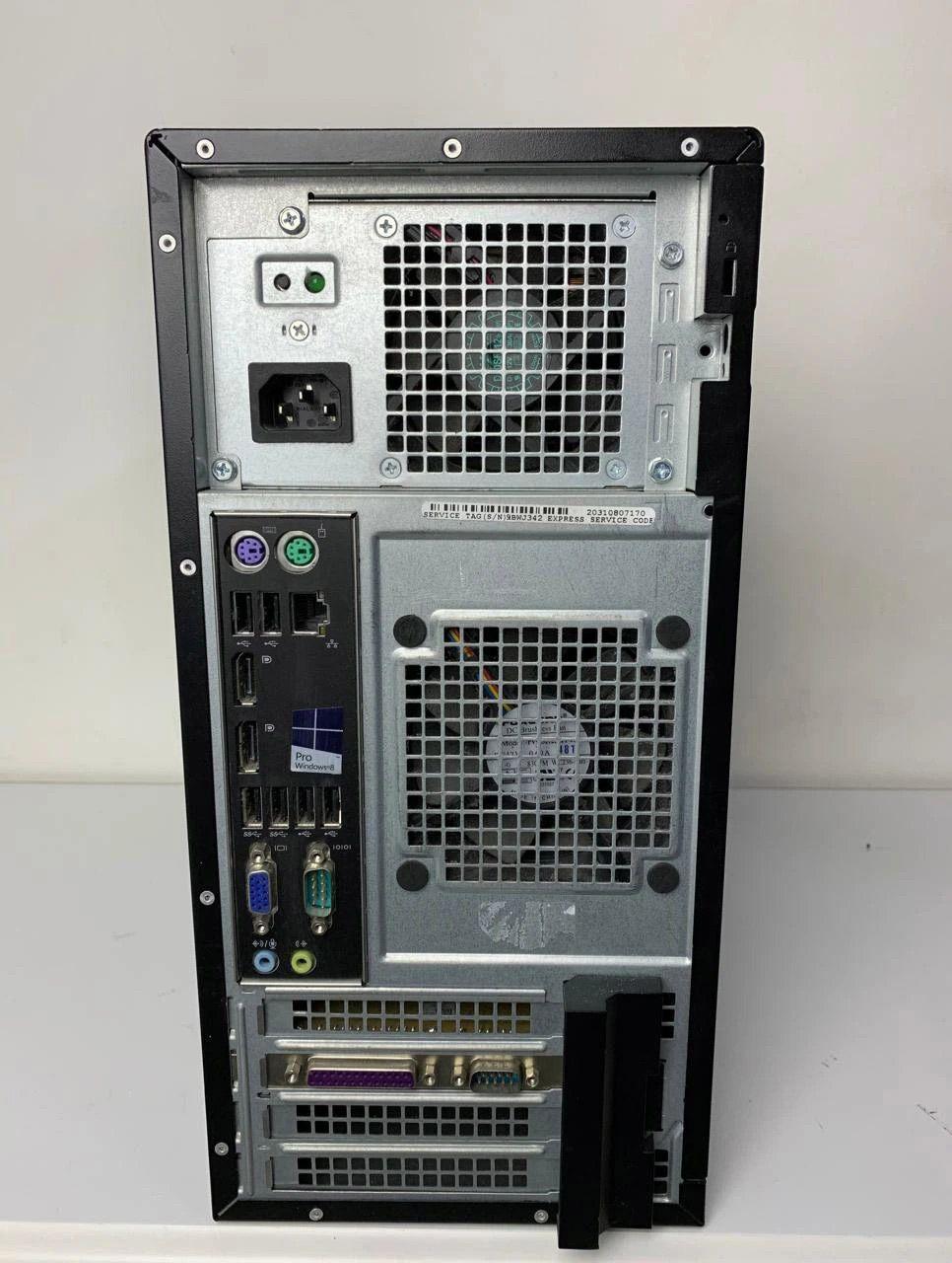 CPU Dell Corporativa Optiplex 9020 Intel Core i5 2.8Ghz 8GB HD-500GB + 2GB DEDICADA