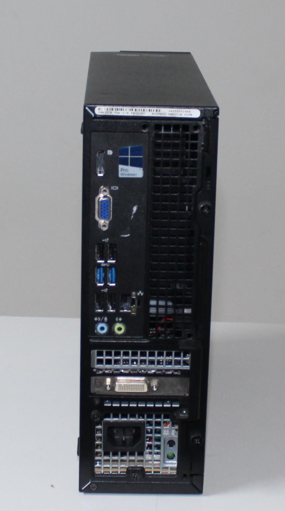 Computador Dell Optiplex 3020 Core i3 3.6GHz 4GB HD-500GB